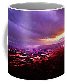 Green River Overlook Coffee Mug