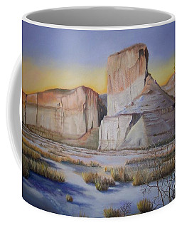 Green River Wyoming Coffee Mug by Marlene Book