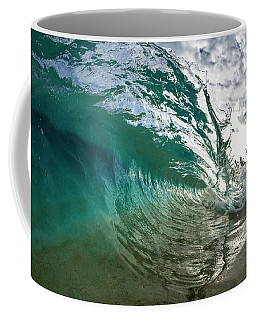 Green Shimmer Coffee Mug