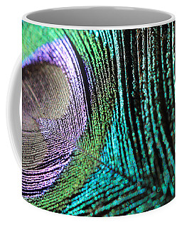 Green Sparkles  Coffee Mug