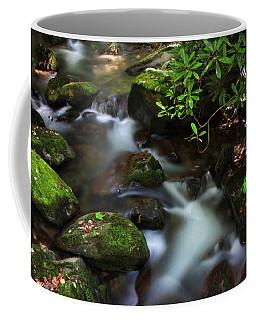 Green Stream Coffee Mug