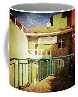 Green Street Corner, Alcala Coffee Mug
