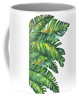 Green Tropic  Coffee Mug