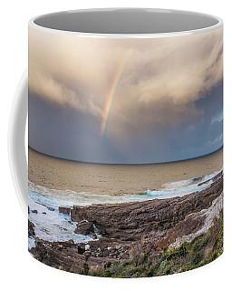 Green Cape Rainbow Coffee Mug