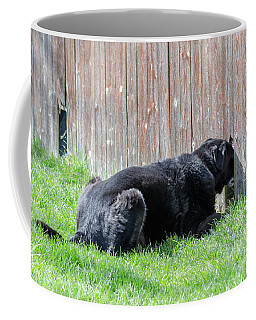 Greener Grass Coffee Mug