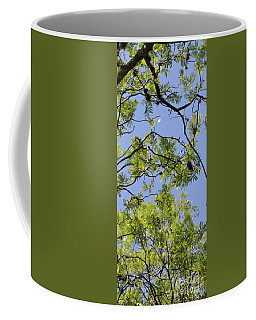 Greenery Right Panel Coffee Mug