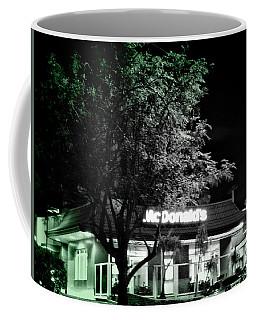 Greenpeace Coffee Mug