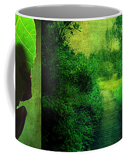 Greens Coffee Mug by Aimelle