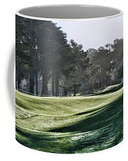 Greens Golf Harding Park San Francisco  Coffee Mug