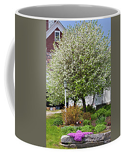 Greensboro Vermont Spring Coffee Mug by Alan L Graham