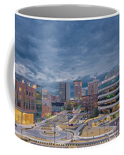 Greenville Night 1 Coffee Mug