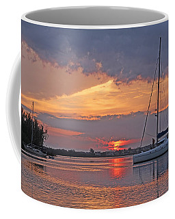 Coffee Mug featuring the photograph Greet The Day by HH Photography of Florida