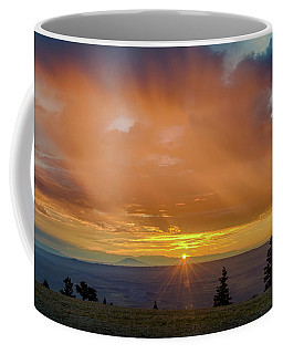 Greet The Marble View Morning Coffee Mug