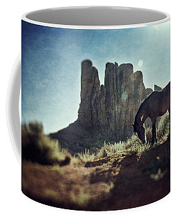 Greetings From The Wild West Coffee Mug