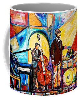 Gregory Porter And Band Coffee Mug