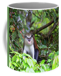 Grenada Monkey 2 Coffee Mug