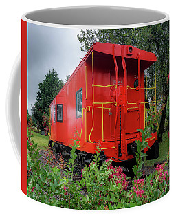Gretna Railroad Park Coffee Mug