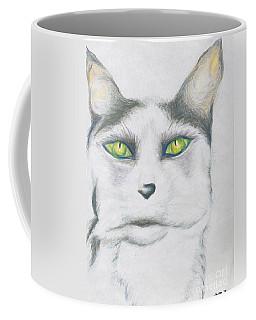 Gretta Coffee Mug by Kim Sy Ok