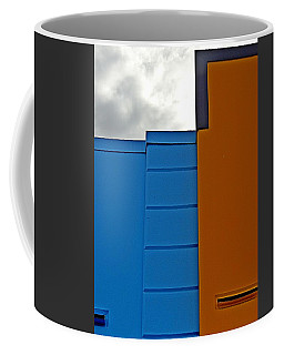 Grey Day With Colour Coffee Mug