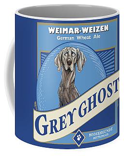 Grey Ghost Weimar-weizen Wheat Ale Coffee Mug