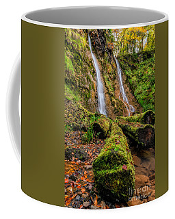 Grey Mares Tail Waterfall Coffee Mug