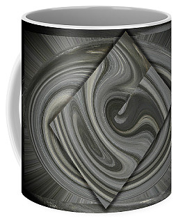 Grey On Grey Coffee Mug