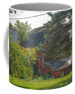 0015 - Grey Road Red I Coffee Mug