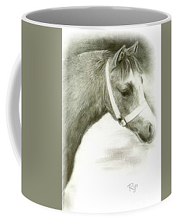 Grey Welsh Pony  Coffee Mug