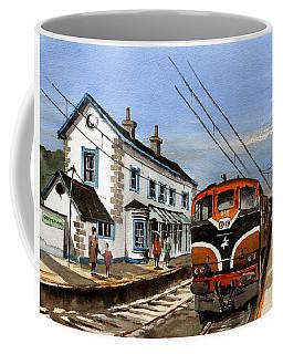 Greystones Railway Station Wicklow Coffee Mug