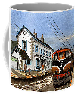 Greystones Railway Station Wicklow Coffee Mug