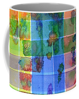 Gridlock Coffee Mug