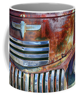 Grilling With Rust Coffee Mug