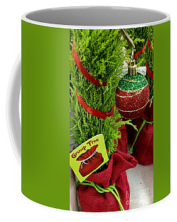 Grinch Grump Tree Coffee Mug