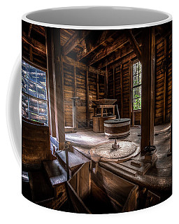 Grindstone At The Mingus Mill Coffee Mug