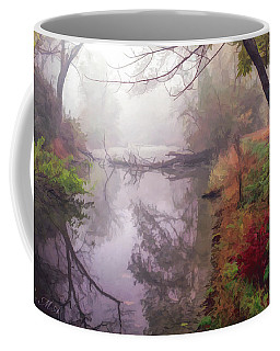 Grings Mill Fog 015 Coffee Mug