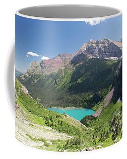 Grinnell Lake - Glacier National Park Coffee Mug