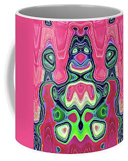 Grinning Response Coffee Mug