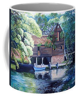 Grist Mill Philipsburg N Y Coffee Mug