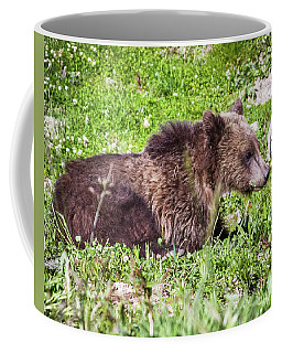 Grizzly Cub  Coffee Mug