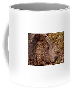 Grizzly Profile Coffee Mug
