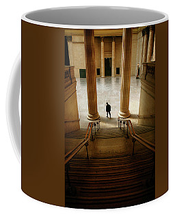 Groove Of The Urban Gadabout - Chicago Union Station Coffee Mug