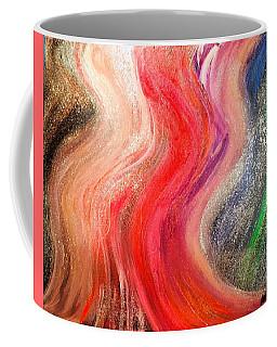 Groovy Mademoiselle Coffee Mug