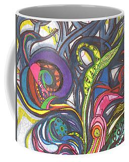 Groovy Series Coffee Mug by Chrisann Ellis