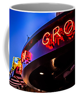 Grotto - Night View Coffee Mug