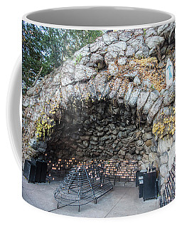 Grotto Of Our Lady Of Lourdes 2 Coffee Mug