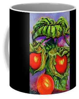 Ground Cherries Coffee Mug