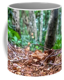 Ground Cover Coffee Mug by Isabella F Abbie Shores FRSA