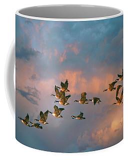 Group Flight Coffee Mug