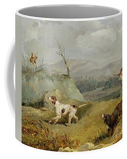 Grouse Shooting  Coffee Mug