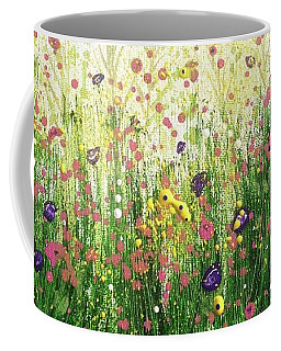 Grow Freely In The Beauty And Joy Of Each Day Coffee Mug
